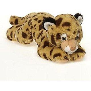 Fiesta Laydown Cheetah Stuffed Animal 12 Inches