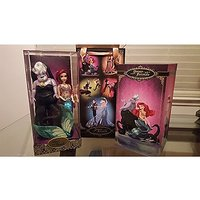 Ariel And Ursula Doll Set Disney Fairytale Designer Col