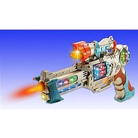Wol Vol Action Toy For Boys With Lights And Sounds, Bri