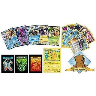 30 Pokemon Card Pack Lot Includes 1 Random Lv X Ex Or Full Art Ultra Rare Plus Holo Promo Pikachu 8 Rares Holos 3 Custom Golden