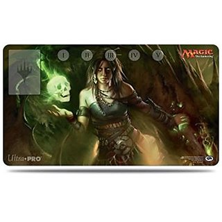 Meren Of Clan Nel Toth Play Mat For Magic Commander 2015 Ultra Pro