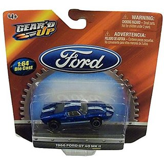 Geard Up Officially Licensed Ford 1:64 Die Cast Vehicle