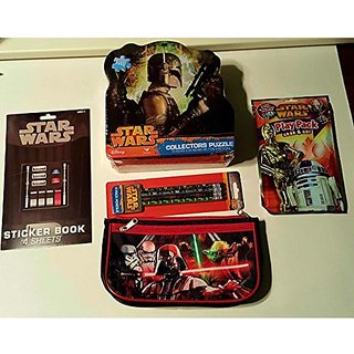 Star Wars Puzzle Activity Set