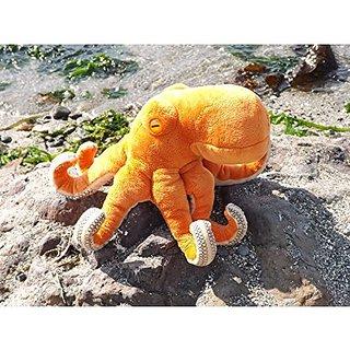 Plush Animal Pacific Octopus
