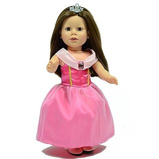 Doll Princess Costume