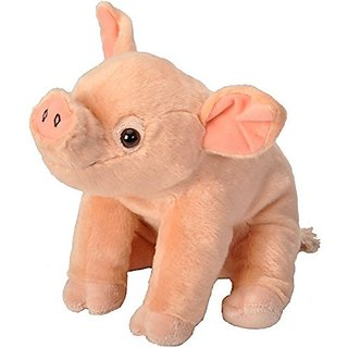 Wild Republic Cuddlekins Pig Baby Plush
