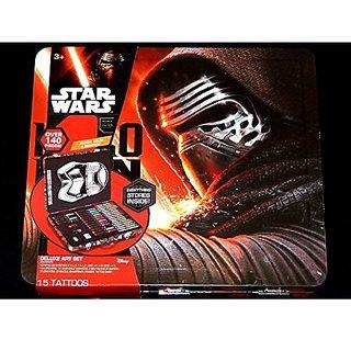 Star Wars Deluxe Art Set Over 140 Pcs