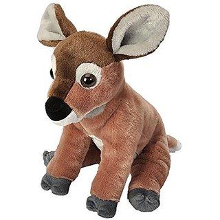 Wild Republic Cuddlekins Mule Deer Doe Plush