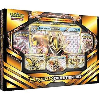 Pokmon Tcg : Break Evolution Box