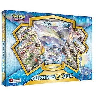 Ies Aurorus Ex Box Pokemon Card Game