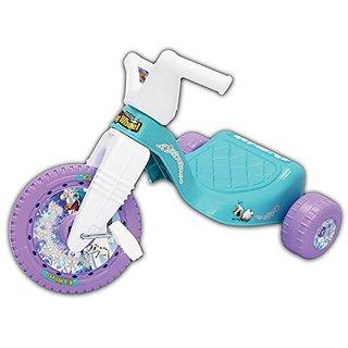 Frozen Big Wheel Junior Racer Ride On