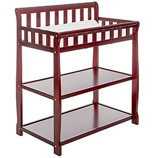 Dream On Me 2-in-1 Ashton Changing table, Cherry