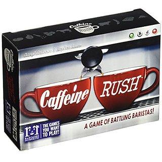 Caffeine Rush Board Game