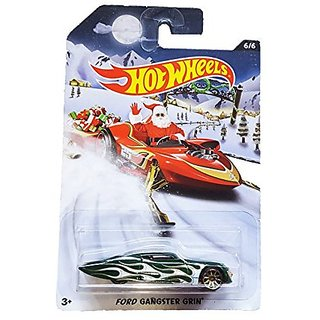 Hot Wheels Holiday Hot Rods 6/6 Ford Gangster Grin