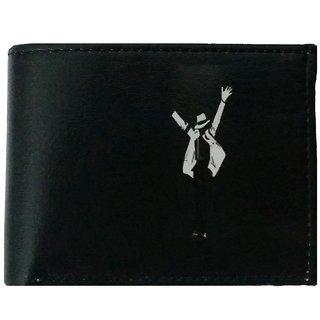 Dime Printed Multicolor Fashion Wallet for Men