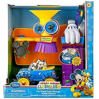 Disney Mickey Mouse Mickey Mouse Clubhouse Car Wash Col