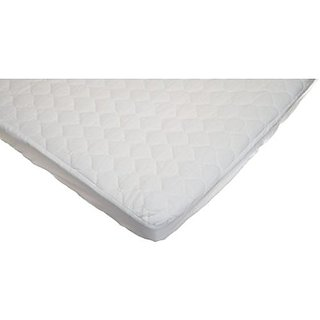 Pindaboo Pack N Play Mattress Pad ,White