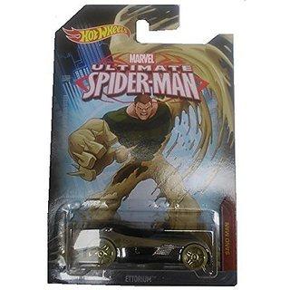 Hot Wheels Ultimate Spider-Man: Sandman (Ettorium) by Mattel