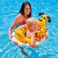 Intex Inflatable Swimming Pool See Me Sit Pool Float Ri