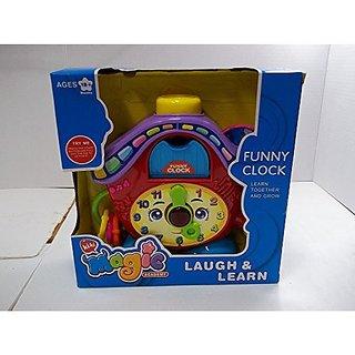 Learn Funny Clock