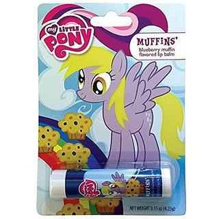 Boston America My Little Pony Derpy Blueberry Muffin Flavored Lip Balm