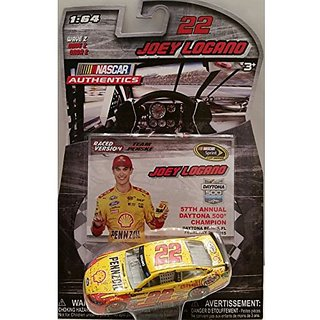 2016 Nascar Authentics - Pennzoil Joey Logano