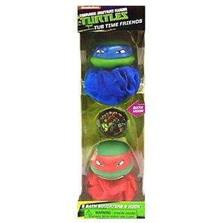 Teenage Mutant Ninja Turtles Bath Squirters Tub Time Friends