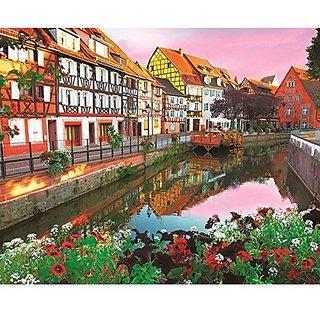 Springbok Puzzles Colmar, France Jigsaw Puzzle (1000 Piece)