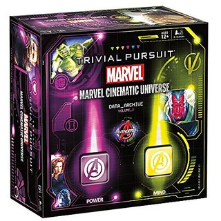 Trivial Pursuit Marvel Cinematic Universe Volume 2