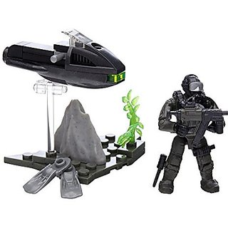 Mega Bloks Call of Duty Seal Specialist Building Kit