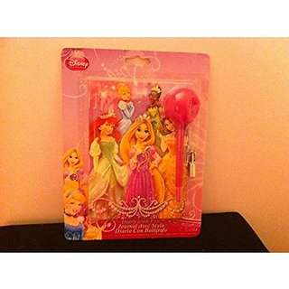 Childrens Diary with Pen (Disney Princess)
