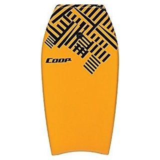 Coop Super Pipe 41 Body Board, Orange