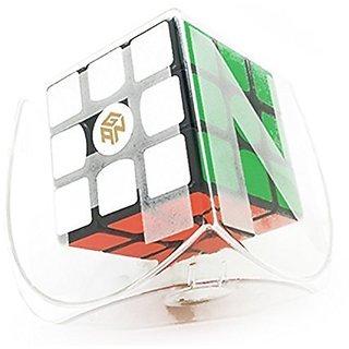 Gans Iii Gan 3 56 Gan356 Ganspuzzle 3x3 Speedcube Puzzle Black With A Gamcube Bag