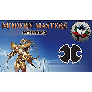 3 (Three) Packs of Magic: the Gathering: Modern Masters 2015 Edition (3 Pack - Draft Lot)