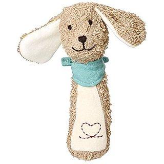 Kathe Kruse Dog Sammy Grabbing Toy