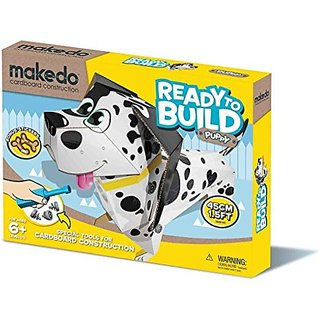 Makedo - Ready to Build Puppy