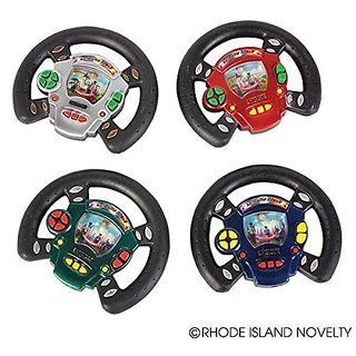 RACE CAR WHEEL WATER GAME 4 pcs