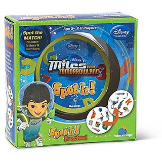 Spot It Disney Miles From Tomorrowland Game