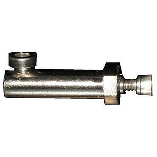 Dagu Nickel-Plated Brass Hubs - 4mm Shaft