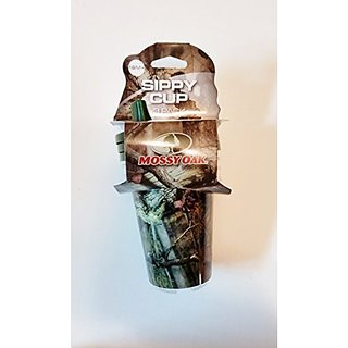 Mossy Oak Infinity Sippy Cups, 10oz, 3 Pack