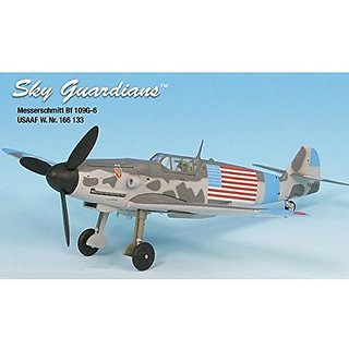 Bf 109 G 6 Usaaf W Nr 166 133 War Airplane Miniature Model A012 If732005 1:200 Part# A02 Wtw72003 012