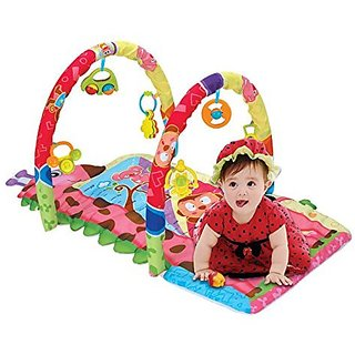 New Arrival, March 2016 PLS Baby Rattle Playmat, CLEARANCE - ON SALE, Extra Thick, Rattle Toys, Non-toxic