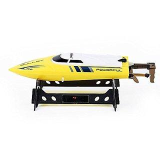 UDI U003 2.4GHz High Speed RC boat - Yellow