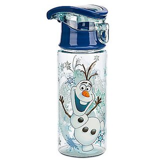 Disney Frozen Olaf Water Bottle
