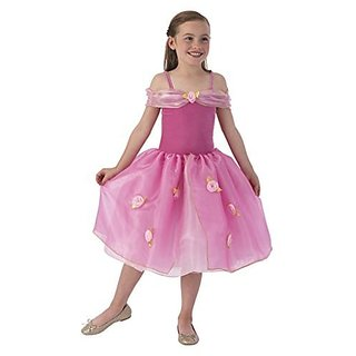 KidKraft Pink Rose Princess Dress Up Costume - S
