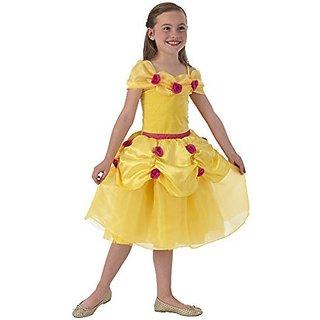 KidKraft Yellow Rose Princess Dress Up Costume - XS