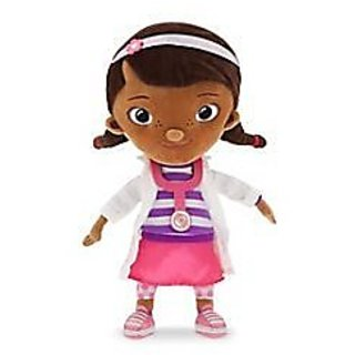 Doc Mcstuffins Doll Plush Small 12 Inch Toy