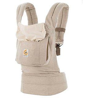 Ergobaby Original 3 Position Baby Carrier Natural Linen