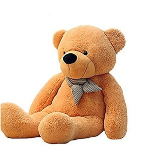 VERCART 63 inches Brown 160CM Giant Huge Cuddly Stuffed Animals Plush Teddy Bear Toy Doll