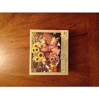 Foam Fit Summer Sunflower 500 Piece Puzzle